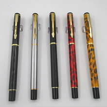 5pcs pen Paul high quality wholesale roller pen Value Office writing gift pen free shipping(China)