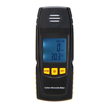 GM8805 Portable Handheld Carbon Monoxide Meter High Precision CO Gas Detector Analyzer Measuring Range 0-1000ppm detector de gas(China)