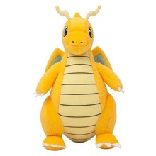 "Pokemon Plush Toy Dragonite 9"" Cute Collectible Soft Pikachu Charizard Stuffed Animal Doll Peluche Pokemon For Children's Gift"