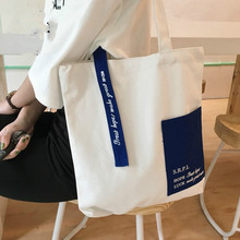 Famous Designer Canvas Tote Bag Original PrintingArt Cotton Printing Handbag Cross Portable Big Capacity Bag Female Shoulder Bag