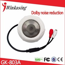 Free shipping CCTV Mic Dolby noise reduction CCTV Audio Microphone uo to 150 square meters