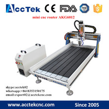 furniture equipments cnc milling machine carving wood,arcylic or aluminum 6012
