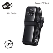 Free shipping Mini outdoor DV HD 720P 32G wifi Spy Sports Digital Video camera espia Camcorder hidden Webcam DVR Audio Recorder
