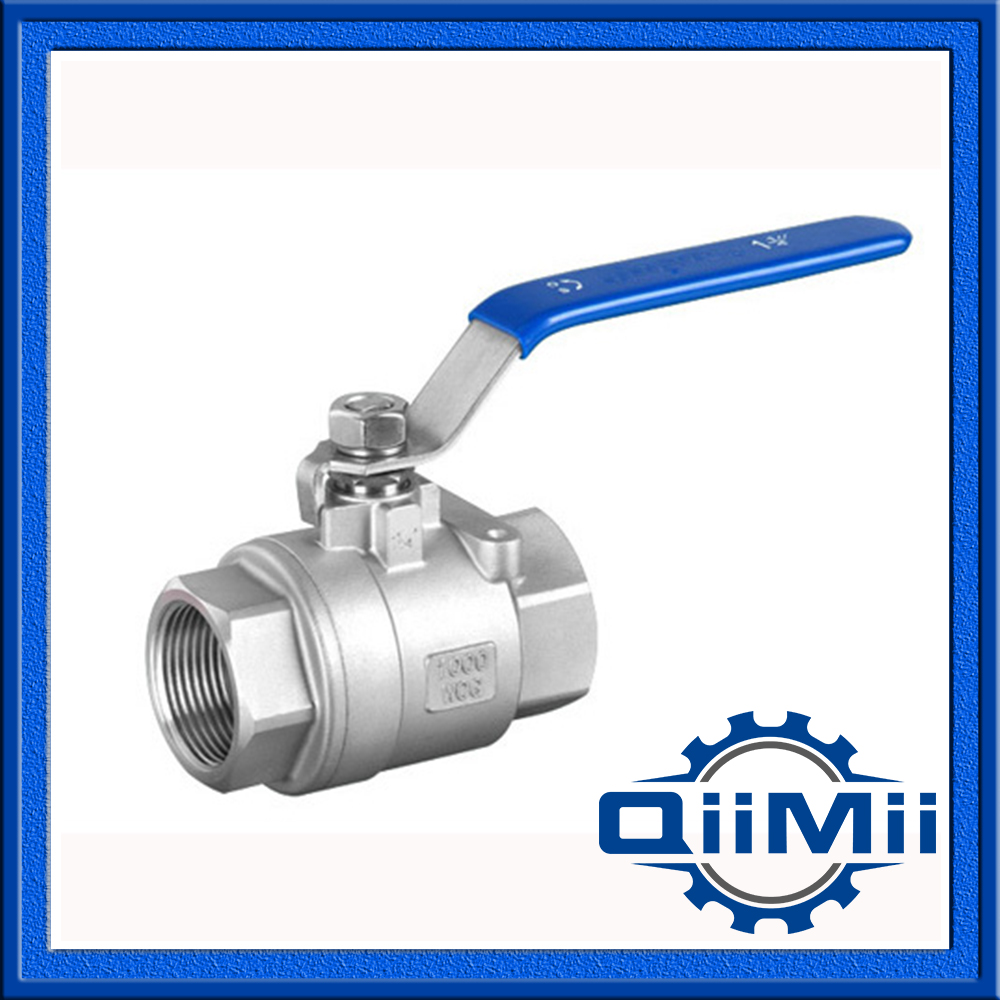 2 SS316 internal thread,two pieces ball valve,stainless steel industry ball valve<br><br>Aliexpress