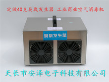 Free shipping 40g ozone generator industrial commercial ozone disinfection machine air sterilization 110v 220v available
