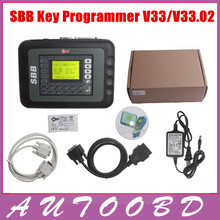 2016 Latest V33.02 SBB New Immobilizer Transponder Auto Car Silca Sbb Key Programmer Multi-languages Useful Key Pro Tool