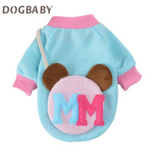 Dog Clotes 2017 Creative Fasion Hot Cotton Pet Coat Dog Jacket Spring Clothes Puppy Cat Clothing Coat Apparel
