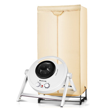 Household double - decked wardrobe air - dryers baby available clothes dryer heaters(China)