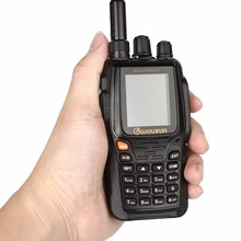 Wouxun KG-UV8D Plus Two-Way Radio, 1700mAh 136-174/400-520MHz 2.5K Dual Band Transceiver 999 Memory Channels UHF/VHF Ham