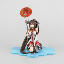22cm Sexy Anime Max Factory Kantai Collection Yamato Sexy Game Girl PVC Action Figure Collection Model kids toys christmas gift