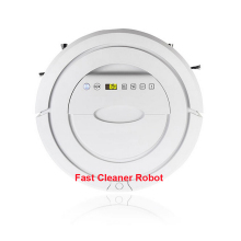 Top Selling 6 in1 Multifunctional White Color Robot vacuum cleaner,nontouch chargebase ,patent Sonic wall,Auto Recharge