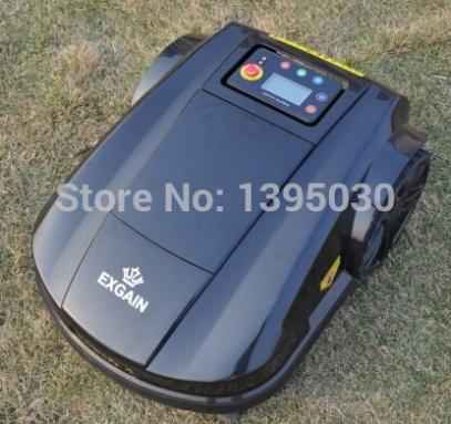 1Pc S520 4th generation robot lawn mower with Range Funtion,Auto Recharged,Remote Controller,Waterproof(China (Mainland))