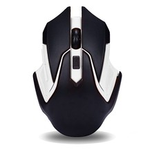Malloom 2016 Universal 2.4GHz 3200 DPI 6 Keys Wireless Optical Gaming Mouse gamer sem fio Rato para Mice For Laptop PC Computer
