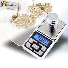 Portable 200g x 0.01g Mini Digital Scale LCD Electronic Capacity Balance Diamond Jewelry Pocket Gram LCD Display kitchen