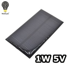Buy smart electronics Solar Panel 1W 5V electronic DIY Small Solar Panel Cellular Phone Charger Home Light Toy etc Solar Cell for $1.45 in AliExpress store