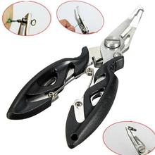 Fishing Multifunctional Plier Stainless Steel Carp Fishing Accessories Fish tackle Lure Hook Remover Line Cutter Scissors