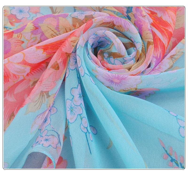 chiffon scarf 281-SB02