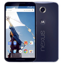 "Original Unlocked Motorola Nexus 6 XT1103 Mobile Phone 3GB RAM 32GB ROM 4G GPS WIFI 5.96 ""Touch Screen ,Free DHL-EMS shipping"