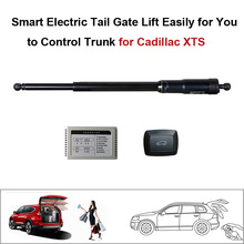 Smart Auto Electric Tail Gate Lift for Cadillac-XTS Control by Remote Drive Seat Tail Gate Button Set Height Avoid Pinch(China)