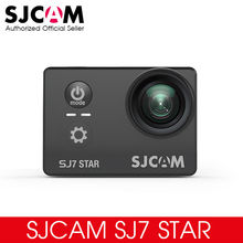 "SJCAM SJ7 Star 4K 30fps Ultra HD Action Camera Ambarella A12 2.0"" Touch Screen Waterproof Remote Sport DV Add Battery & Charger(China)"
