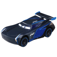 Newest Model Disney Pixar Cars 3 Mini Jackson Storm Black Color Alloy Car Model Black Jackson Storm kid Christmas Toys Best Gift