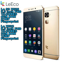 "Letv LeEco Le S3 X626/X622 5.5"" full HD 21MP 4GB RAM 32GB Helio X20 Deca Core Smartphone X522 MX6 Note 4 2 Pro Apollo Prime Lite"