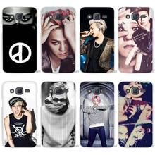 Bigbang K-pop G-Dragon T.O.P Taeyang Daesung Seungri Clear Case Cover Coque Shell for Samsung Galaxy J1 J2 J3 J5 J7 2016 2017 Em