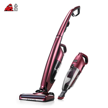 Buy Puppy D-511 Mini Handheld Vacuum Cleaner Home Wireless Vertical Mute Small Strong High Power Charge Cleaners for $285.00 in AliExpress store