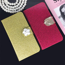 Buy Flip Phone Case Cover Leagoo M8 / M8 Pro Original Rhinestone Cases Bling Fundas Diamond Coque Glitter Capa for $4.00 in AliExpress store
