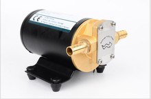 Household DC Mini Electric Gear Pump Oil Car Fully Automatic Pumping Unit Fuel Transfer Pump FP-12 12V(China)