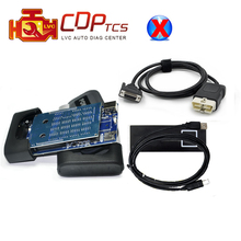 2pcs/Lot cdp tcs cdp pro for cars Trucks Generics 3 in 1 OBD2 Diagnostic tool 2015.R3 keygen software auto OBDII OBD 2 scanner(China)