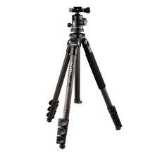 New Benro c1580fb1 Original Tripod For SLR Camera Reflexum Professional Tripod Carbon Fiber Tripod(China)