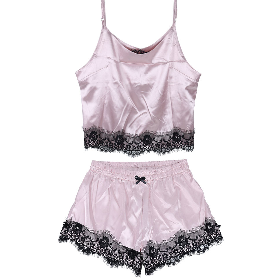 Pajamas for Women Set Plus Size Pumpkin Printing Sleeveless Halloween Cute Pajama Shorts and Tank Top Set