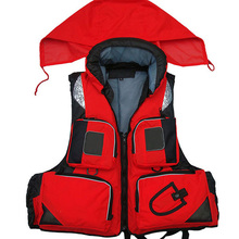 Outdoor Life Jacket Fishing Swimming Life Vest for Adult Man Water Sport Vest Drifting Life Jacket Sailing Bearing 110KG(China)