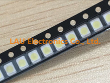 500PCS LG LED Backlight 1210 3528 2835 1W 100LM Cool white LCD Backlight for TV TV Application
