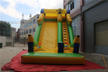 Commercial Giant Inflatable Dry Indoor Outdoor Slides For Kids Joys And Games Funny Kids Climbing Amusement Park(China)