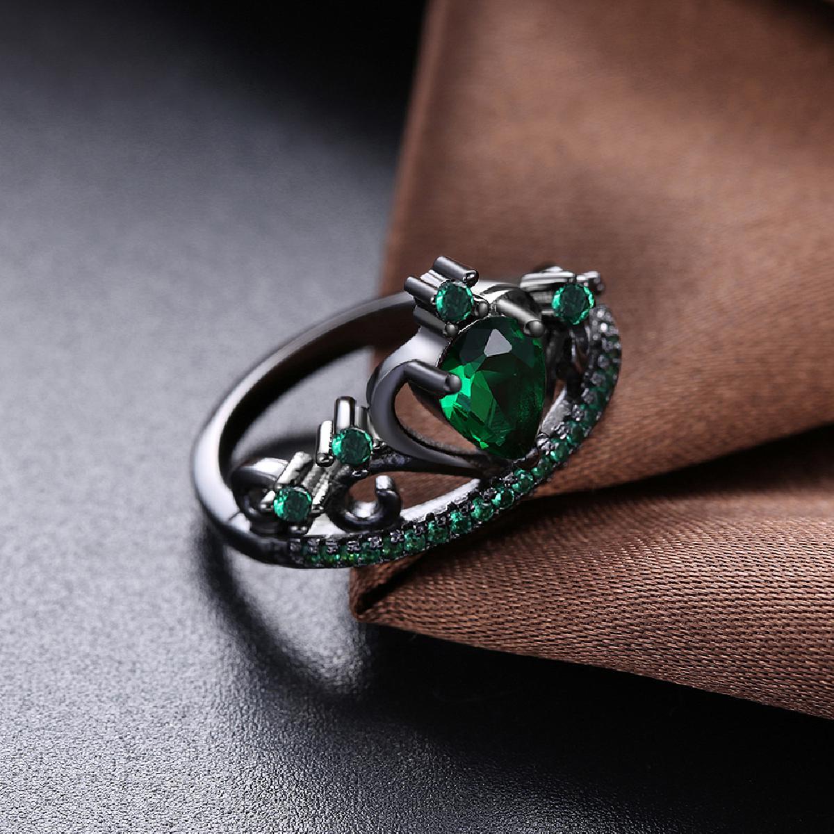 Magical Queen's Crown Rings