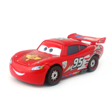 Disney Pixar Cars Finish Line Frenzy Silver Lightning McQueen Metal Diecast Toy Car 1:55 Loose Brand New & Free Shipping(China)