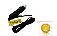 UpBright New Car DC Adapter For Ameda Purely Yours / Ameda Purely Yours Double Electric Ultra Breast Pump Carry All 9/12 VDC