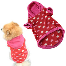 Hot Soft Winter Warm Pet Dog Clothes New Winter Warm Pet Dog Clothes Cheap Small Dog Coat ropa para perros Dog Clothing(China)