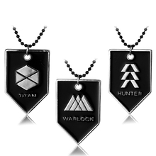 Ps4 ornament games Destiny fate professional logo necklace pendant Europe and the United States ebay foreign trade