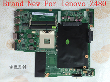 Free shipping Brand New For Lenovo Z480 Motherboard DA0LZ2MB6F0 Warranty:90 Days