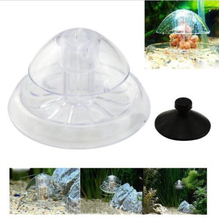 Aquarium Fish Plant Tank Plastic Snail Trap Catcher planarian Vivarium Pest Leech Catch Shrimp Worm Bait Feed Box Nature Cleaner
