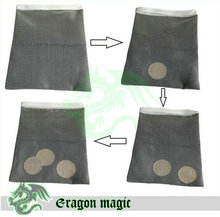 Money Maker Easy Magic Tricks Free Shipping Magia Trick Toy Close up Magie Fun Children(China)