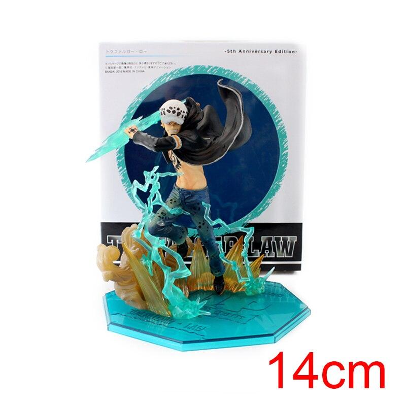CF Anime One Piece Figurine Cartoon Trafalgar Law PVC Action Figure Toy Collection Model Dolls Toy Gift Brinquedos<br>