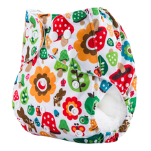 New Arrive AnAnBaby Cloth Diaper Newborn Baby Reusalbe Washable Pocket Nappy High Quality S Series