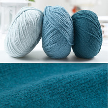 Soft Baby yarn DIY Hand knit Sweater Blankets Scarf Hats(China)
