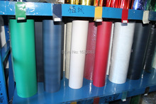 12 Colors for Choice 1roll(25 Meters)/lot Free DHL Korean Quality Flock Heat Transfer Vinyl for Garment(China)