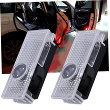 Buy 2PCS led car door welcome projector logo laser/shadow light Land Rover Discovery 4 Freelander 2 Range Rover Evoque for $12.63 in AliExpress store