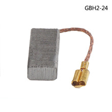 CARBON BRUSHES For Bosch GBH2-24 Electric Hammer , Electric hammer accessories ,High-quality !(China)